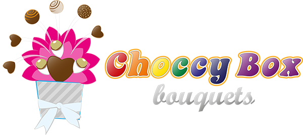 Choccy Box Bouquets Mobile Retina Logo
