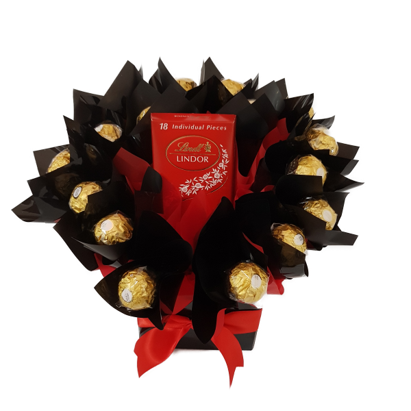 Choccy box bouquets chocolate hampers delivered australia wide friends forever negle Choice Image