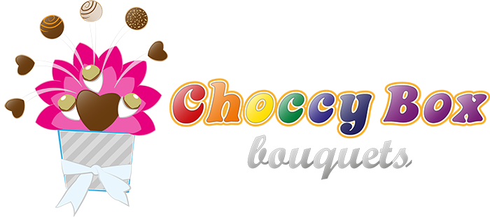 Choccy Box Bouquets Retina Logo
