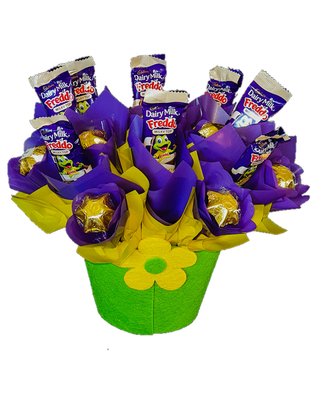 Choccy Box Bouquets Chocolate Hampers Delivered Australia Wide
